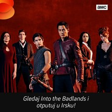 B.net i AMC te vode u Irsku na set serije Into the Badlands